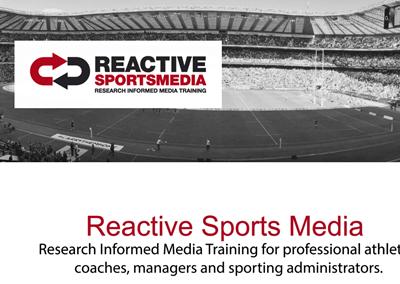 Reactive Sports Media