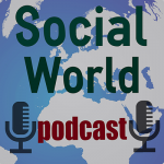 Social World Podcast Logo