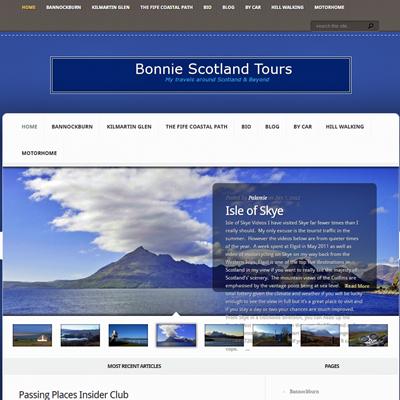 Bonnie Scotland Tours