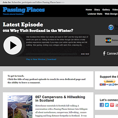 Passing Places Podcast